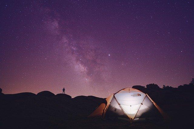 šator-kamping