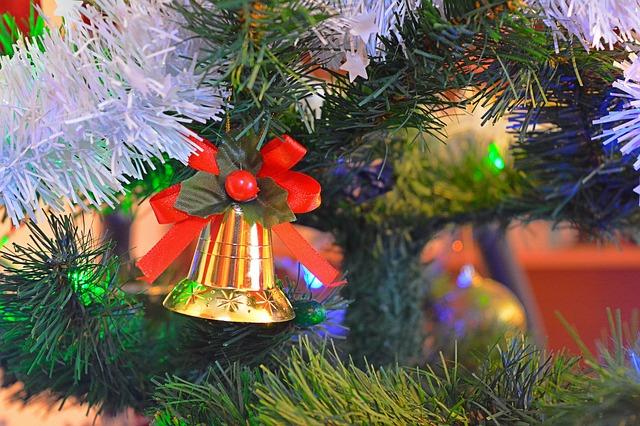 umetno božično drevo